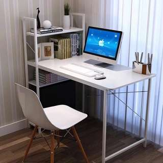 Office Desk with Shelf Office Table Furniture