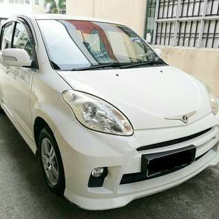 Perodua myvi Se full spec with low mileage and very well maintain complete full bodykit and accessories