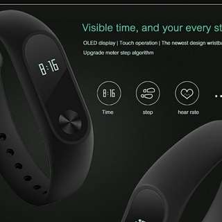 Brand New Authentic Mi Band 2