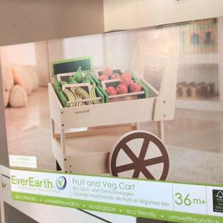 Everearth Fruit and Veg Cart