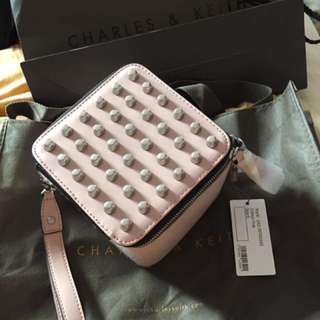 AUTHENTIC  CHARLES & KEITH Fashion Accessories Case