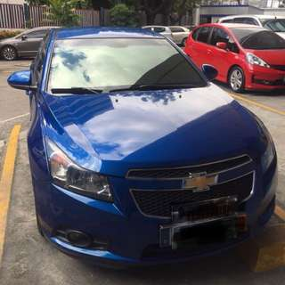 Chevrolet Cruze AT 2011