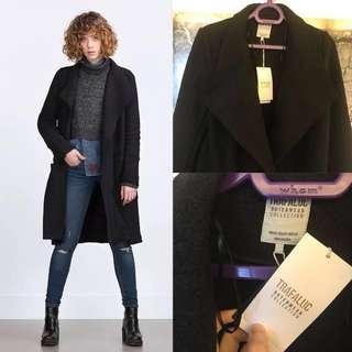 Zara TRF Trafaluc outerwear wool winter coat jacket禦寒冬保暖羊毛呢絨褸長褸大褸風褸大嫐長嫐外套風衣forever21 f21/h&m/topshop moto/Abercrombie fitch/Anf/hollister/hco/pullandbear/mango/freepeople/bershka/monki /cos/Stradivarius/American Eagle/aeo/levis/gap