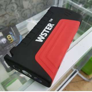 Wster Power Bank for Car Jump starter start High Power