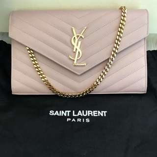 Saint Laurent YSL Monogram woc