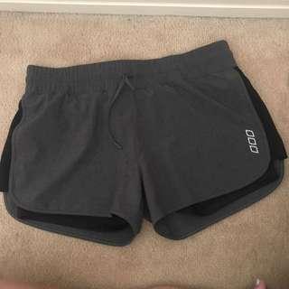 Lorna Jane running shorts