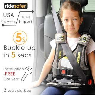 RideSafer Classic The Wearable Car Seat