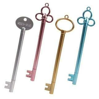 Key sign pen