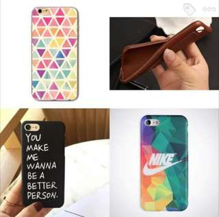 IPHONE & SAMSUNG CASES