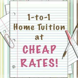 N/O levels tutoring