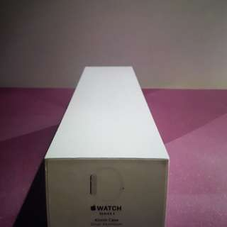 Apple Watch empty box