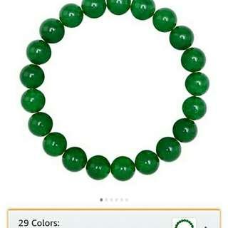 Natural Stone Stretch Beaded bracelets
