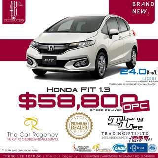 Honda FIT / JAZZ ( OPC ) ( NEW ) VEZEL