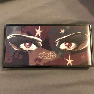 Authentic Ciaté The Fearless Palette