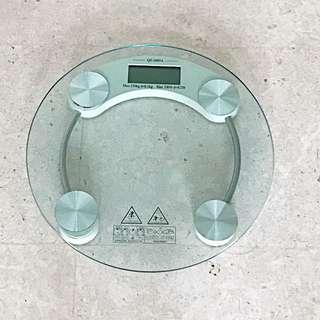 Digital weighting machine