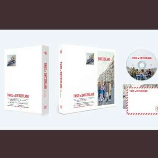 TWICE TV5 IN SWITZERLAND PHOTOBOOK