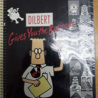DILBERT - Gives you the business