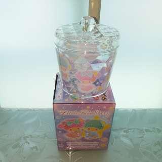 Sanrio~Little Twin Stars 多用途膠盒