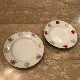 Vintage Kekwa plate