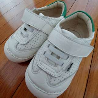 Old Soles toddler offwhite sneakers