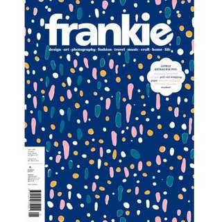 Frankie Magazine January-February 2018