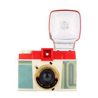 Diana F+ with Flash 10 Years of Diana Edition