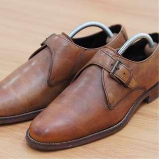 Cole Haan Monk Strap Shoes