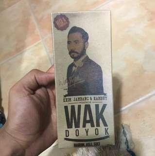 Pomade Wak Doyok