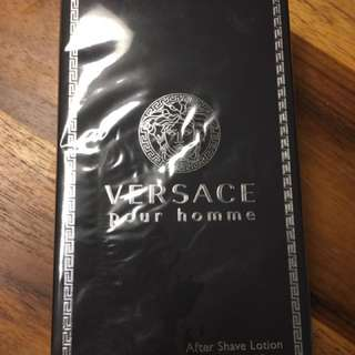 BNIB Versace Pour Homme After Shave Lotion (for men)