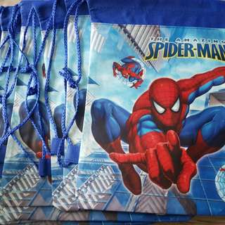 Spiderman Party Goody Bag