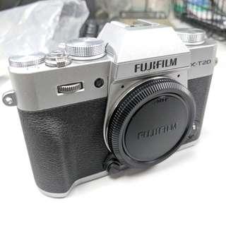 Fuji Film XT-20
