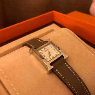 Hermes Heure H watch Very small model 1