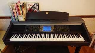 二手 山葉 YAMAHA CVP-208 電子琴電鋼琴數位鋼琴