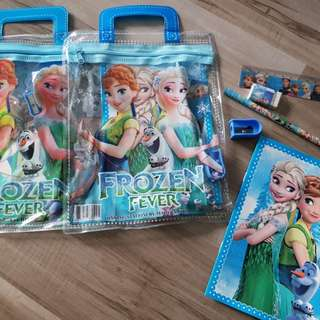 Frozen Stationery Set Goody Party Bag
