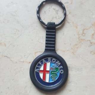 Alfa Romeo keychain