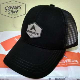 Restock Eiger SpaceTrucker Black