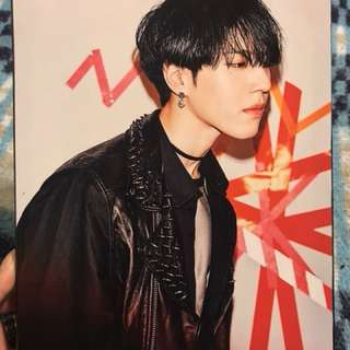 Yugyeom Canvas #2