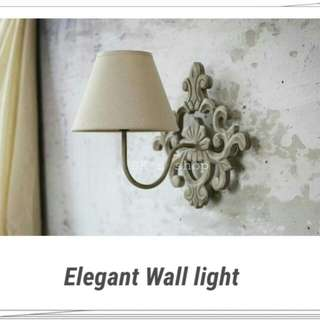 Vintage Country Wall Lamp