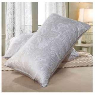 Five-Star Hotel Pillow High-Grade Feather Velvet Pillow Cervical Health Pillow