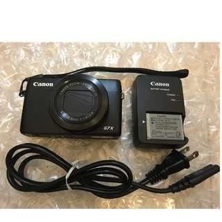 CANON G7X (公)