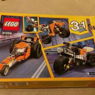 🚚 Lego 31059 三合一積木