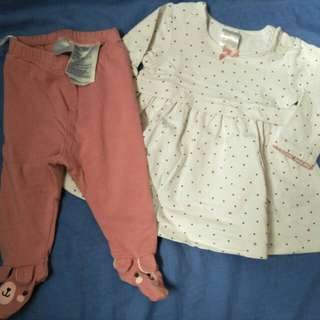 Set h&m newborn