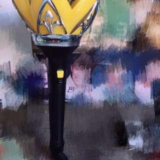 Bigbang 第十代皇冠燈應援捧