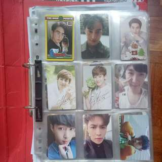 (WTS)  EXO PHOTOCARDS