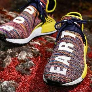 Adidas NMD Hu Trail (multicolor)