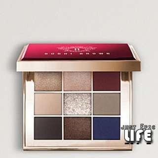 BOBBI BROWN Limited Edition Caviar & Rubies Eyeshadow Palette