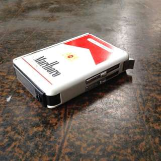 Marlboro cigarette dispenser