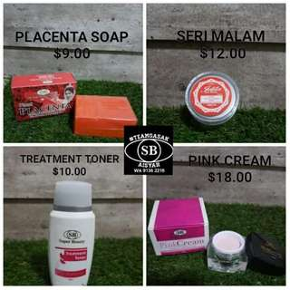 INSTOCK SB SUPERBEAUTY SKIN PRODUCTS