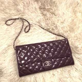 Chanel Chain Wallet