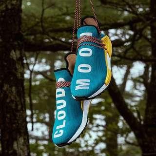 Adidas NMD Hu Trail (sun glow)